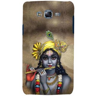 ifasho Lord Krishna with Flute Back Case Cover for Samsung Galaxy J7 (2016)