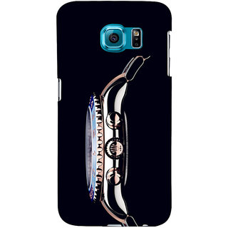 ifasho Latest Wrist watch Back Case Cover for Samsung Galaxy S6