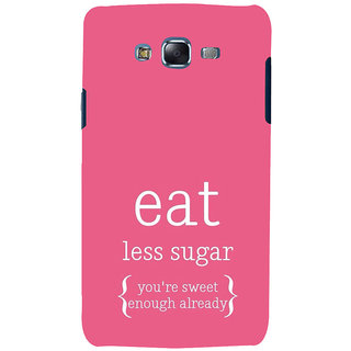 ifasho Motivational Quote sweet Back Case Cover for Samsung Galaxy J5