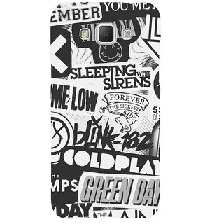 ifasho Animated Pattern colrful paper cuttings Back Case Cover for Samsung Galaxy Grand Max