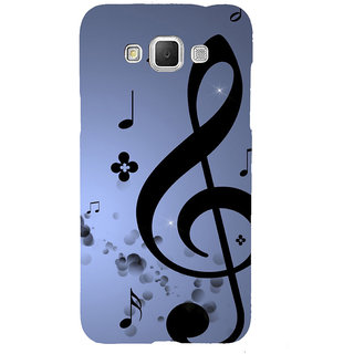 ifasho Modern Art Design Pattern Music symbol Back Case Cover for Samsung Galaxy Grand Max