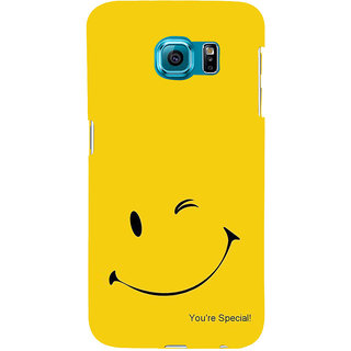 ifasho You are special Back Case Cover for Samsung Galaxy S6 Edge Plus