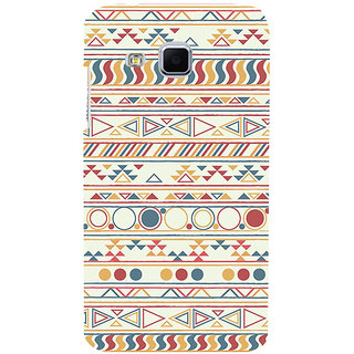 ifasho Animated Pattern colrful 3Dibal design Back Case Cover for Samsung Galaxy J3