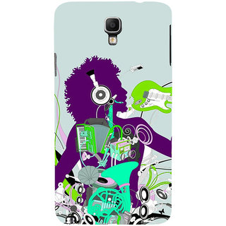 ifasho Boy dancing with music box Back Case Cover for Samsung Galaxy Note3 Neo