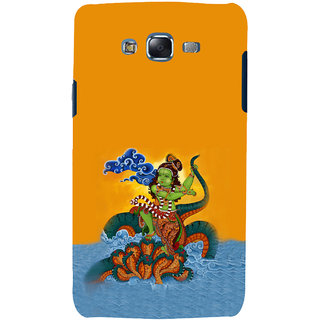ifasho krishna Dancing on kalia serpant Back Case Cover for Samsung Galaxy J7