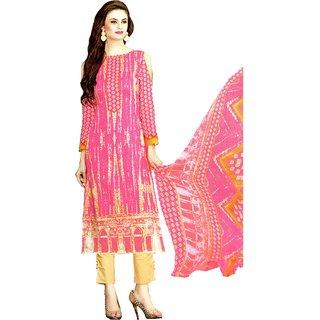 MAHATI cotton unstitched salwar suits