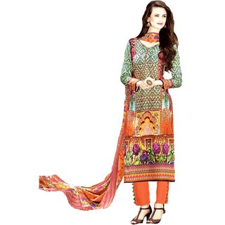 MAHATI cotton unstitched salwar suits