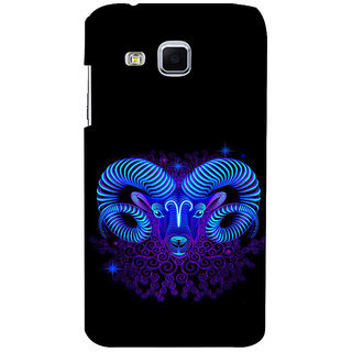 ifasho zodiac sign capricorn Back Case Cover for Samsung Galaxy J3