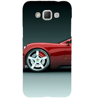 ifasho Stylish long Car Back Case Cover for Samsung Galaxy Grand Max