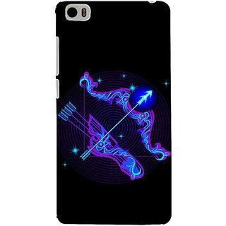 ifasho zodiac sign Sagitarius Back Case Cover for Redmi Mi5