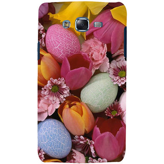 ifasho Bunch of Diffrent Flower Back Case Cover for Samsung Galaxy J5