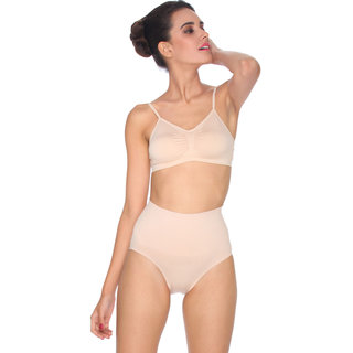 ae4a323d5e316 Buy C9 Seamless High Control Low Waist Nude Shapewear For Women s ...
