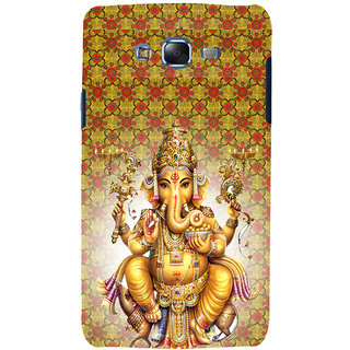 ifasho Lord Ganesha Back Case Cover for Samsung Galaxy J5