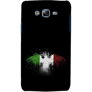 ifasho 3Di Colour bird Back Case Cover for Samsung Galaxy J7 (2016)