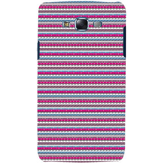 ifasho Animated Pattern colrful 3Daditional design Back Case Cover for Samsung Galaxy J7