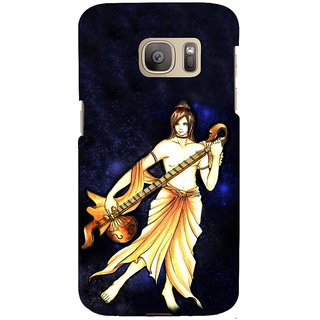 ifasho Narad Back Case Cover for Samsung Galaxy S7 Edge