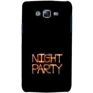 ifasho Night party Back Case Cover for Samsung Galaxy J5
