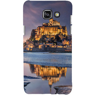 ifasho Historic Place fort Back Case Cover for Samsung Galaxy A5 A510 (2016 Edition)