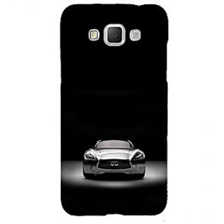 ifasho Stylish Car Back Case Cover for Samsung Galaxy Grand Max