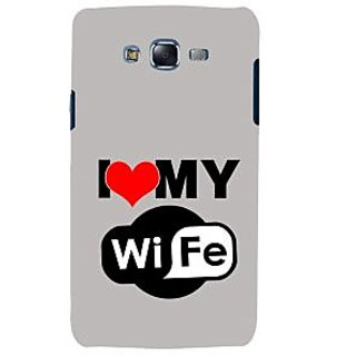 ifasho I love my wife quotes Back Case Cover for Samsung Galaxy J7 (2016)