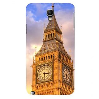 ifasho Historic Place Back Case Cover for Samsung Galaxy Note3 Neo