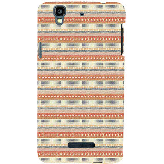 ifasho Animated Pattern colrful 3Dibal design Back Case Cover for YU Yurekha