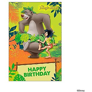 Disney Jungle Book Vertical Banner 03