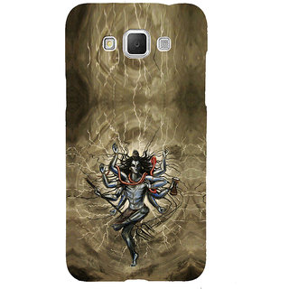 ifasho Siva tandab dance Back Case Cover for Samsung Galaxy Grand Max