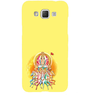 ifasho Lord Surya Back Case Cover for Samsung Galaxy Grand Max