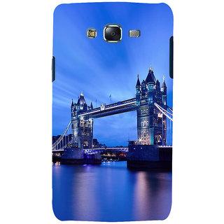 ifasho London Bridge Back Case Cover for Samsung Galaxy J7 (2016)