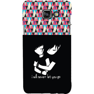 ifasho Love Quotes for love Back Case Cover for Samsung Galaxy A5 A510 (2016 Edition)