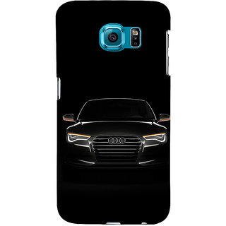 ifasho Superb Cars Back Case Cover for Samsung Galaxy S6 Edge Plus