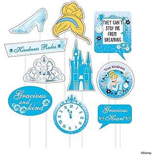 Disney Cinderella Photo Booth Prop
