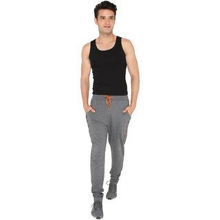 Chromozome Blue Plain Pyjamas for Men