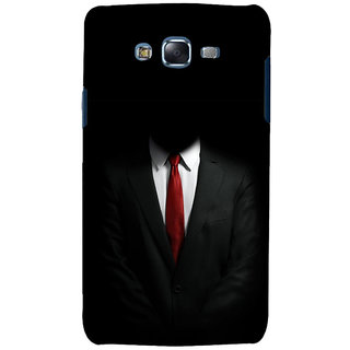 ifasho Gentle man Back Case Cover for Samsung Galaxy J5