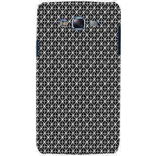 ifasho Star Design in rectangle cases inside and outside Back Case Cover for Samsung Galaxy J5