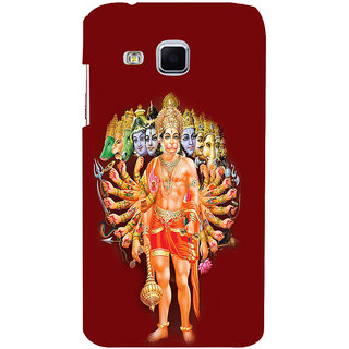 ifasho Lord Hanuman Back Case Cover for Samsung Galaxy J3