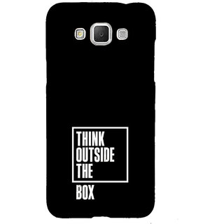 ifasho Think Out of Box Back Case Cover for Samsung Galaxy Grand Max