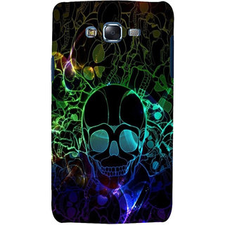ifasho Modern  Design animated skeleton Back Case Cover for Samsung Galaxy J7 (2016)