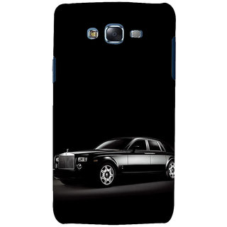 ifasho The Car Back Case Cover for Samsung Galaxy J7 (2016)