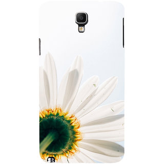 ifasho Flower Design white flower in white background Back Case Cover for Samsung Galaxy Note3 Neo