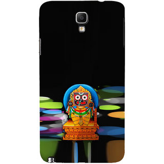 ifasho Jagannath Back Case Cover for Samsung Galaxy Note3 Neo