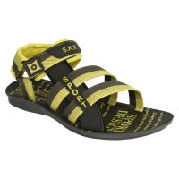 Bersache Men/Boys Grey-931 Sandal  Floater