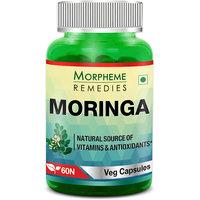 Morpheme Moringa 500mg Extract 60N Veg Caps