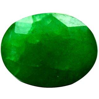 2.5 Ratti 2.29 Carat Nice Natural Emerald Panna Oval Shape Loose Gemstone For Astrological Purpose