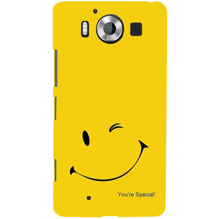 ifasho You are special Back Case Cover for Nokia Lumia 950