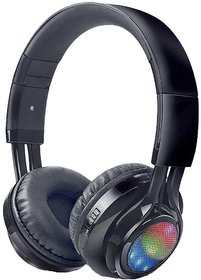 Headset with Mic iBall Glint BT06 over the Ear Headphones