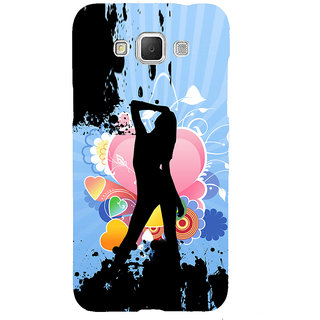 ifasho model cat walk Back Case Cover for Samsung Galaxy Grand3