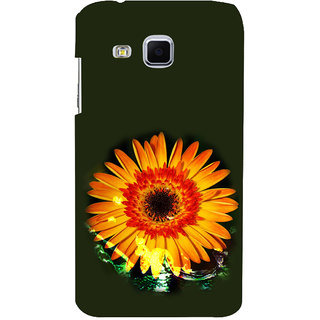 ifasho one Flowers Back Case Cover for Samsung Galaxy J3
