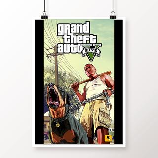 Desi Swag Multicolor Paper Posters Gta 5